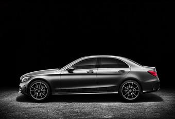 Nieuwde Mercedes C-Klasse gaat digitaal #1