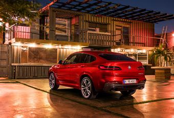 BMW X4 is een X3 met extra testosteron #1