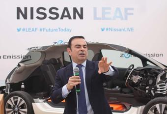 Renault: opvolgingsoorlog rond Carlos Ghosn #1