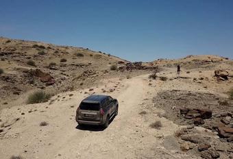 Videoverslag: Per Toyota Land Cruiser door Namibië #1
