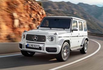 Mercedes Benz G Klasse Autonieuws Autogids