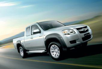 Mazda: dringende terugroepactie voor B-Series pick-up #1