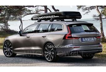 GimsSwiss – Volvo V60 : En fuite avant Genève #1