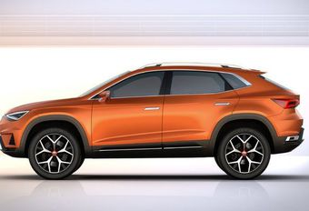 Seat's grote SUV heet… #1