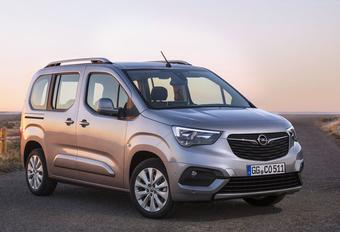 Opel Combo Life volgt Citroën Berlingo #1