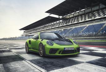 Gims 2018 – Porsche 911 GT3 RS 2018: racemonster #1