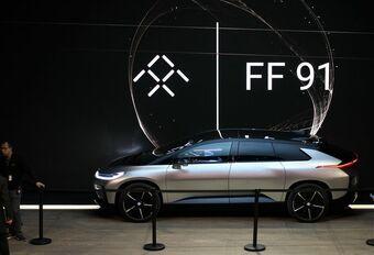 Faraday Future: vers geld? #1
