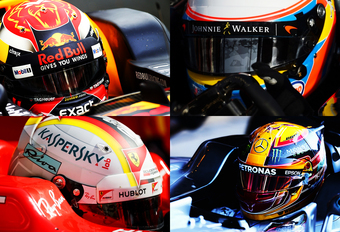 Welke F1-piloot rijdt voor welk team in 2018? #1