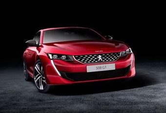 Peugeot 508 : fuite des images #1