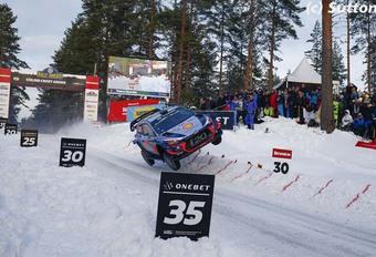 Thierry Neuville remporte le rallye de Suède 2018 #1