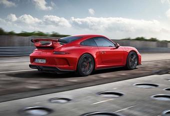 Porsche : la future 911 GT3 respirera toujours à l'air libre ! #1