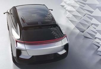 Faraday Future: nog dit jaar een productiemodel? #1