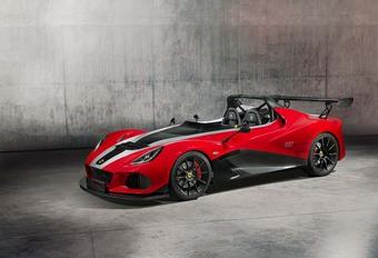 Lotus 3-Eleven 430 is nog sneller #1