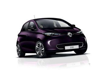 Renault Zoe R110 : survoltée #1