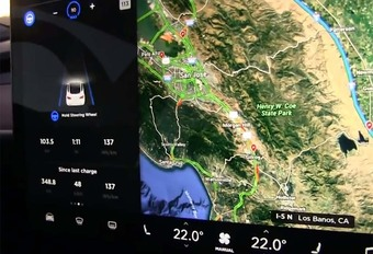 Tesla Model 3 : 500 km sur une seule charge #1