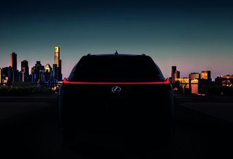 GimsSwiss – Lexus onthult in Genève de UX #1