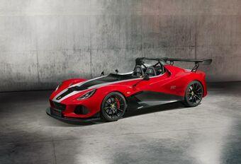 Lotus 3-Eleven-340: afgeslankte beperkte reeks #1