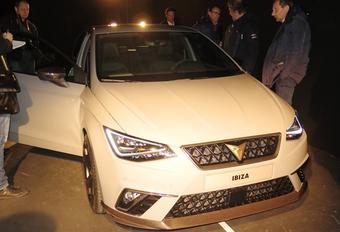 Zeg niet Seat Ibiza Cupra tegen de Cupra Ibiza Concept #1