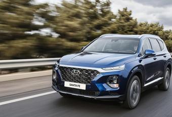 Nieuwe Hyundai Santa Fe nu officieel onthuld #1