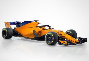 De McLaren MCL33 waarmee Stoffel Vandoorne straks zijn eerste F1-zeges pakt #1