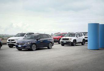 Fiat (FCA) stopt met diesels #1