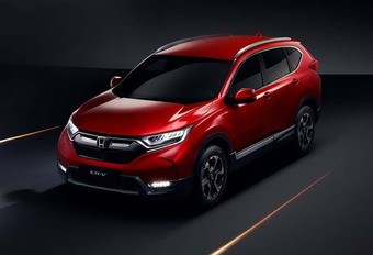 GimsSwiss - Honda CR-V : plus Diesel mais hybride et à 7 places #1