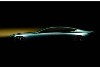 GimsSwiss – BMW : un teaser d'une Série 8 Gran Coupé #1