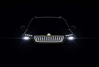 Skoda Vision X: hybride en revolutionaire conceptcar #1