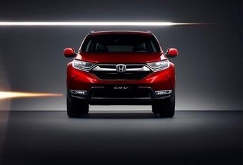 Nieuwe Honda CR-V ruilt diesel voor hybride #1