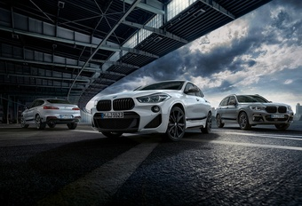 BMW M Performance Pack voor je SUV #1