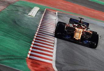 Sterke Stoffel Vandoorne in eerste F1-testweek Barcelona #1