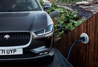 Wordt Jaguar volledig elektrisch binnen 10 jaar? #1