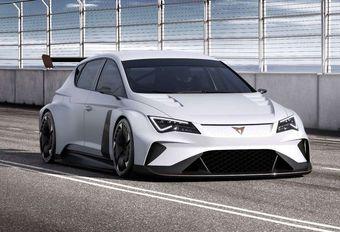 GimsSwiss – Cupra Leon e-Racer: elektrische racewagen #1