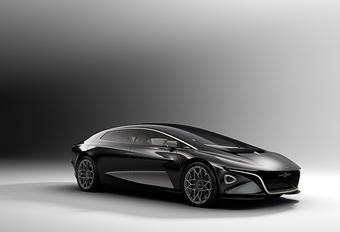 GimsSwiss – Lagonda Vision Concept: elektrische luxe #1