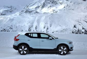 Volvo XC40 is Auto van het Jaar 2018 #1