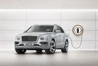 GimsSwiss – Bentley Bentayga Hybrid: met lader van Philippe Starck #1