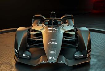 GimsSwiss – DS E-TENSE FE 19 : Un Formula-E futuriste #1