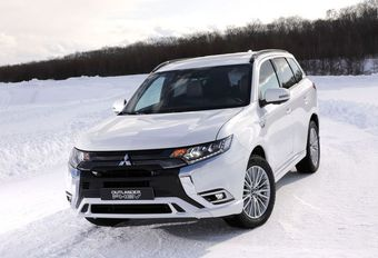 GimsSwiss – Mitsubishi Outlander PHEV: veel meer dan gewoon een facelift #1