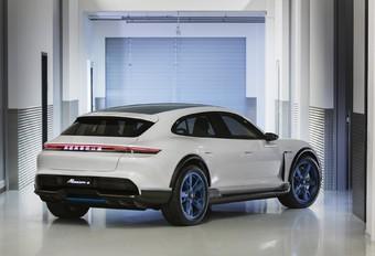 GimsSwiss – Porsche Mission E Cross Turismo: de offroadberline #1