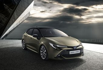 Gims 2018 – Toyota Auris : toujours hybride, mais plus musclée ! #1