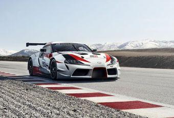 GimsSwiss – Toyota GR Supra Racing Concept: terugkeer van een legende #1
