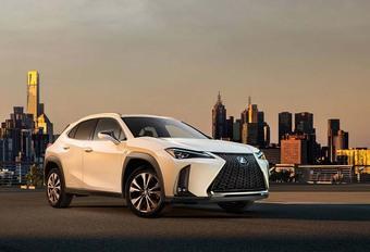 Gims 2018 – Lexus UX: opvolger voor CT 200h #1