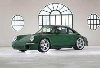 Gims 2018 – RUF SCR 2018 doet denken aan een klassieke 911 #1