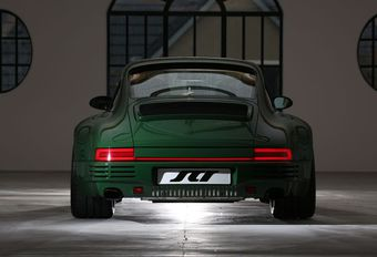 RUF SCR is geen Porsche 911 #1