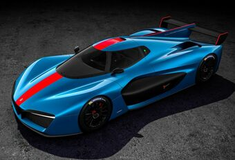 Gims 2018 – Pininfarina H2 Speed: waterstofracer in 12 exemplaren #1