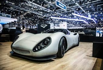 Ook zonder elektrohulp verzamelt de Corbellati 1.800 pk #1