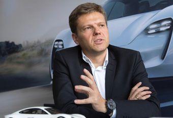 Stefan Weckbach : responsable électrique chez Porsche #1