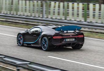 Bugatti : record de vitesse reporté ? #1