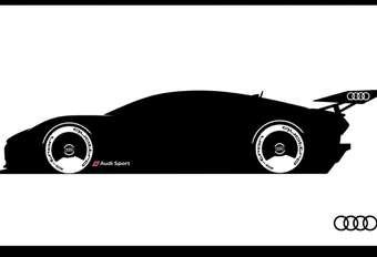 Audi aura sa Vision Gran Turismo pour la PS4 #1