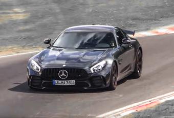 Mercedes bevestigt AMG GT Black Series #1